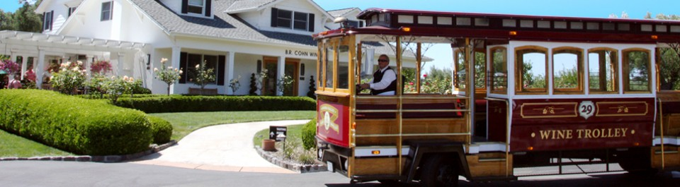sonoma valley wine trolley 2